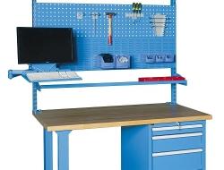 שולחן עבודה - בהתאמה אישית