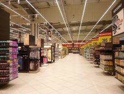 מידוף לסופרמרקט