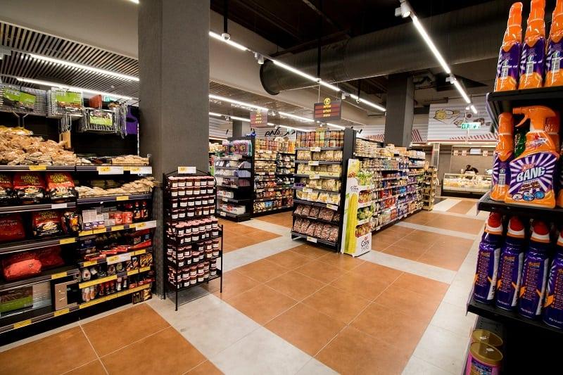 איפה קונים מדפים לסופרמרקט