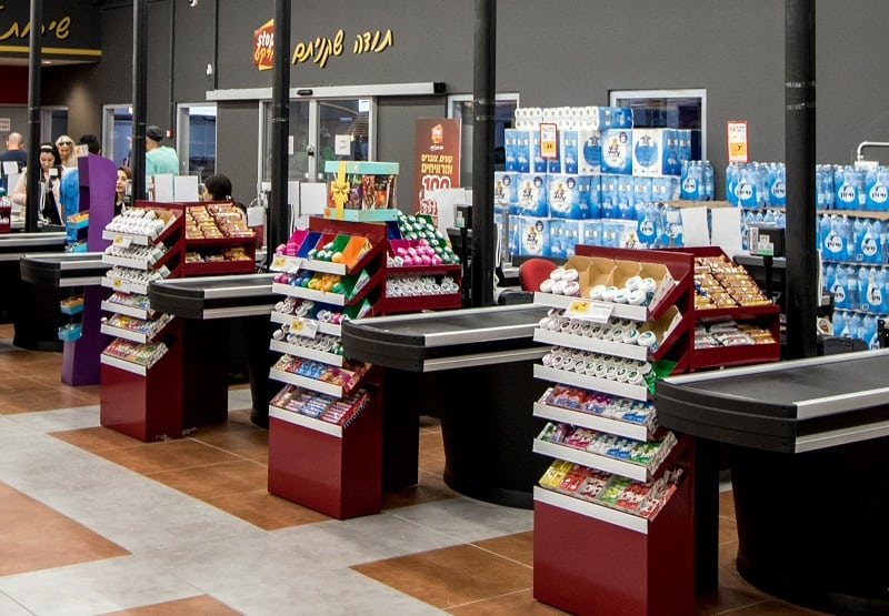 קופות לסופרמרקט בנתניה