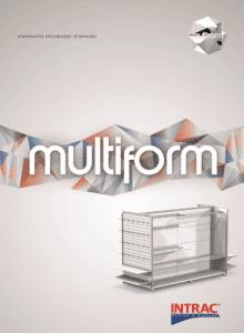קטלוג מדפי multiform של intrac